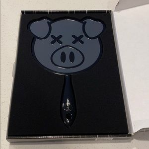 Jeffree Star Bath - Black Pig Hand Mirror